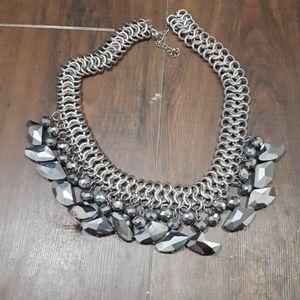 BEBE choker necklace